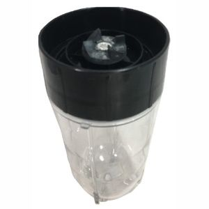 """Magic Bullet Blender cup with mixing blade 7"""""""